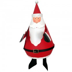 LEA129 Santa - big, height 36 cm
