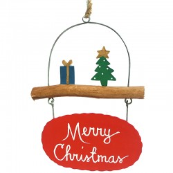 NEW LEA131 Merry christmas sign