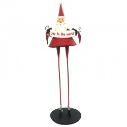 NEW LEA164 Santa with long leg