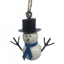 NEW LEA184 Mini snowman