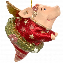 NEW D187 Pig with wings