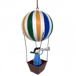 NEW LEA257 Pilot in air balloon