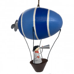 NEW LEA259 Airballoon with pilot